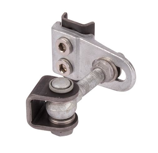 180° Torband 4-Fach verstellbar anthrazit GBMU4D16-Z-7016-150-50