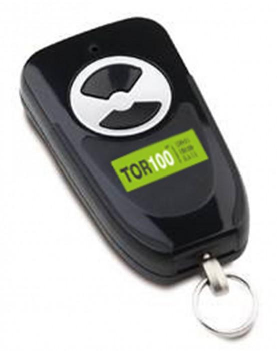 Handsender SE-120 mit 2 Tasten für TOR100