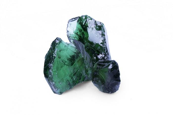 Glas Green:50-120mm Glasstein