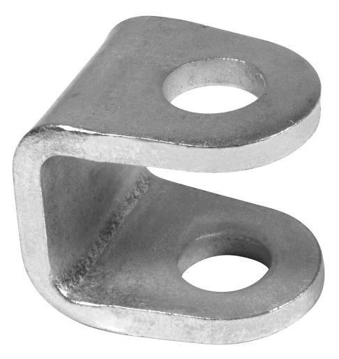 U Stossplatte für M12 Schraube, Bolzen Ø 10mm verzinkt 1001U-Z-12