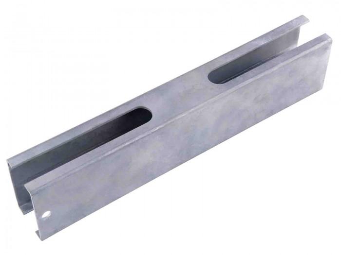 Pfostenverlängerung für 60x40mm Zaunpfosten