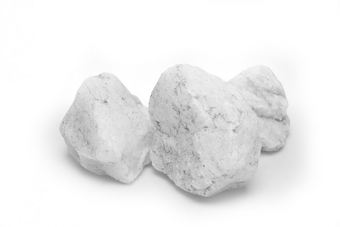 Kristallquarz Körnung:60-120mm