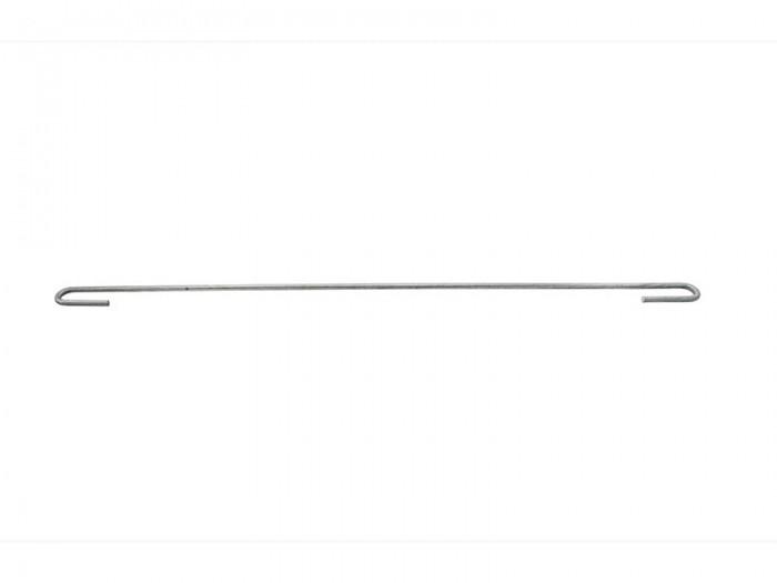 25x Distanzhalter L=525mm Spannhaken Abstandshalter Haken Gabione Steinkorb