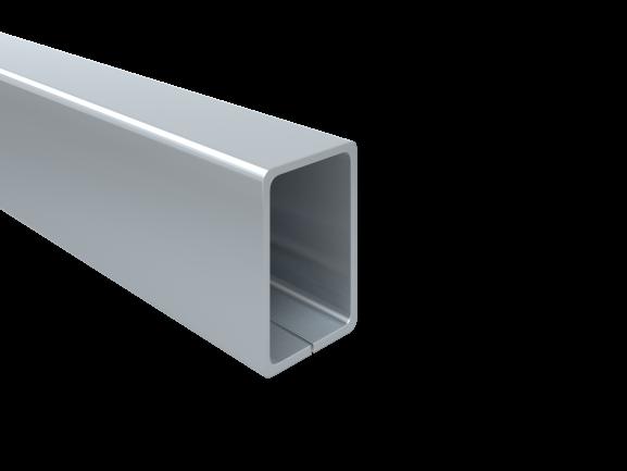 Verstärkungsprofil Abm.10x15mm speziell für WPC-Füllprofile