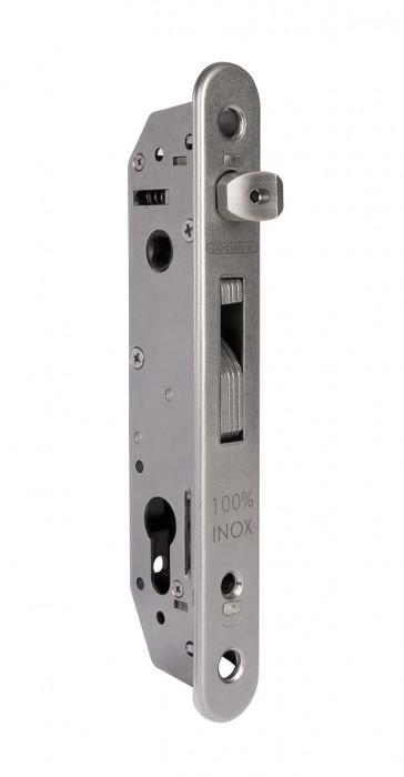 FortyLock Einsteckschloss mit 20mm Dornmass für 40mm Profile und mehr