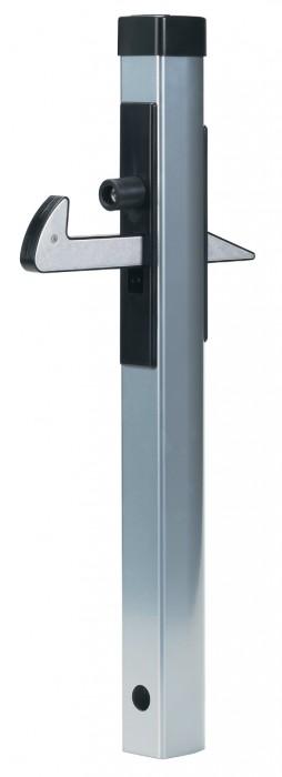 UGC Torfeststeller aus aluminium UNDER-GATE CATCHER
