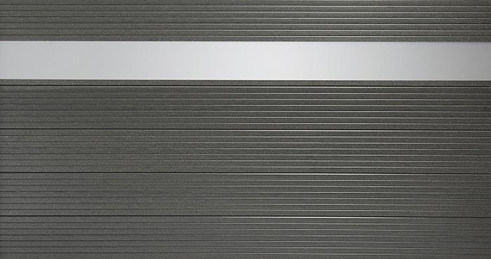 WPC Fenstermodul Acryl / Lochblech