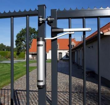 Verticlose2 ZILV Hydraulischer Torschließer für 90° & 180° Bänder