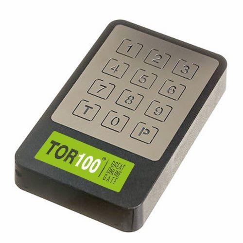Funkcodetaster für TOR100